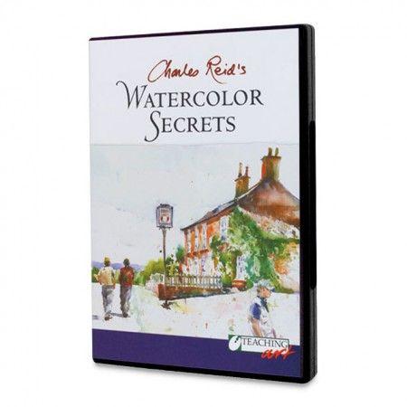 best watercolor instruction dvd