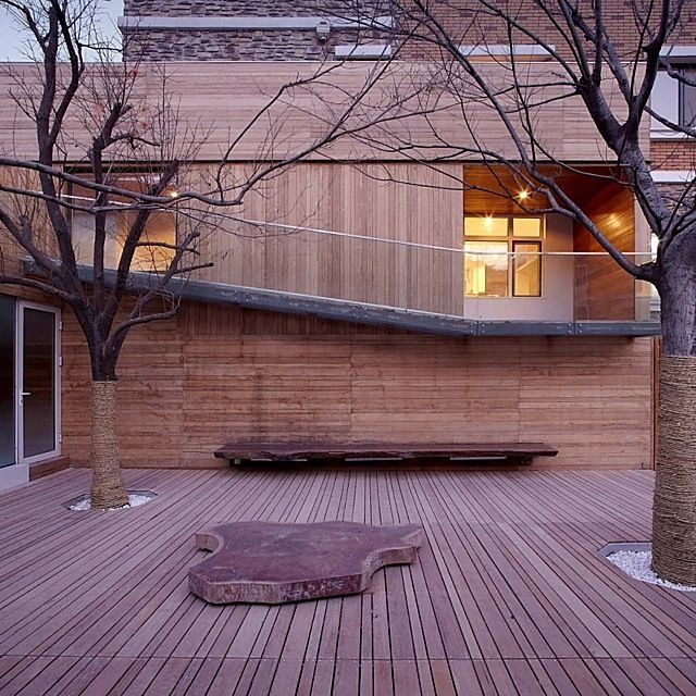 Meng House, Japan by seBright   BLUEVERTICALSTUDIO©