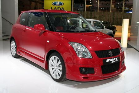 Suzuki Swift 2013 Sport Suzuki Swift Sport Red Edition – TopIsMagazine