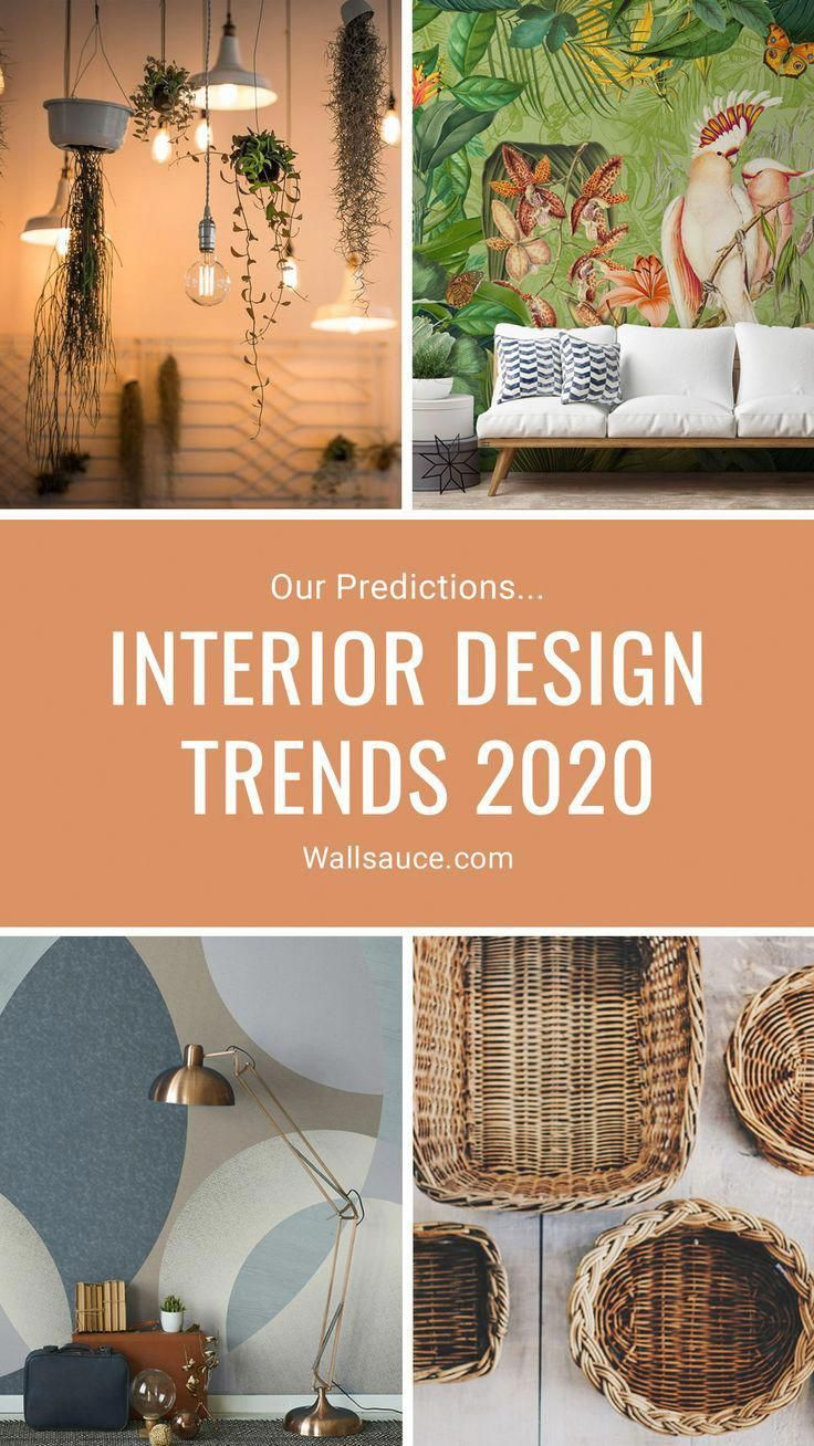 Time To Update Your Decor Interior Design Trends 2020 Our