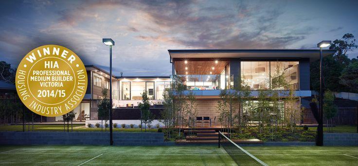 Award Winning Custom Home Builders, Designers & Master Builders Melbourne | Latitude 37 1