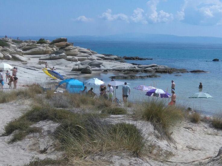 Vourvourou~Halkidiki~Greece