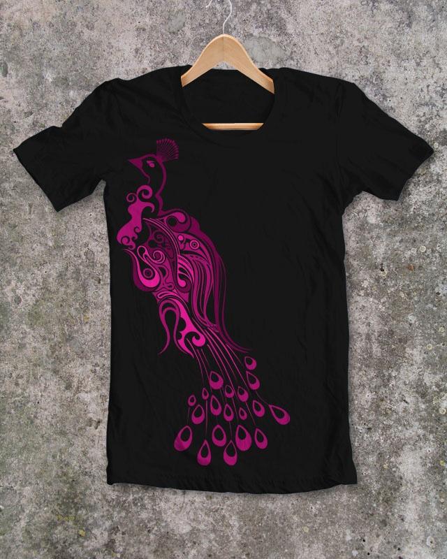 PEACOCK  tshirts... & more (727073.spreadshirt.net)