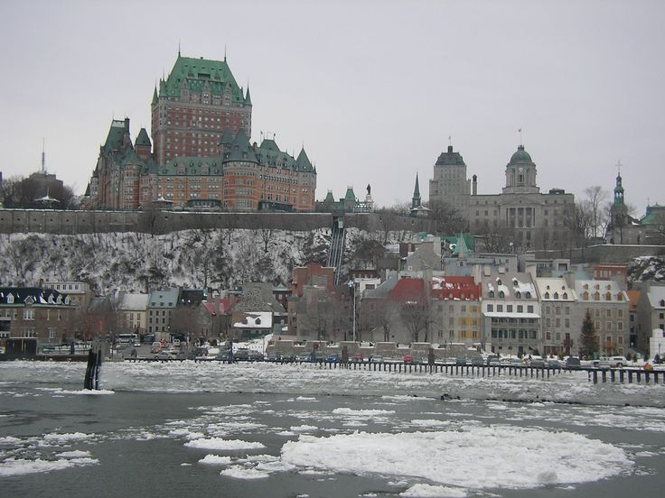 Quebec City, Canada HD Wallpaper ready to set up your desktop just for FREE download from our High Definition City Wallpapers Wide.
