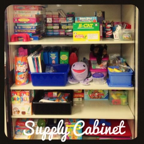 The Queens Speech: What Did You Do? Wednesday-My Speech Room!, organization, tips, What does your room look like?