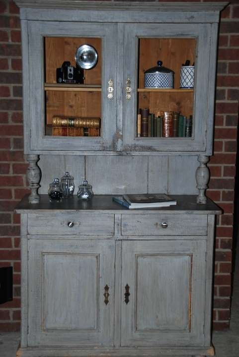 Antique Hutch - 307 Best Hutch - Modern & Vintage Images On Pinterest Painted