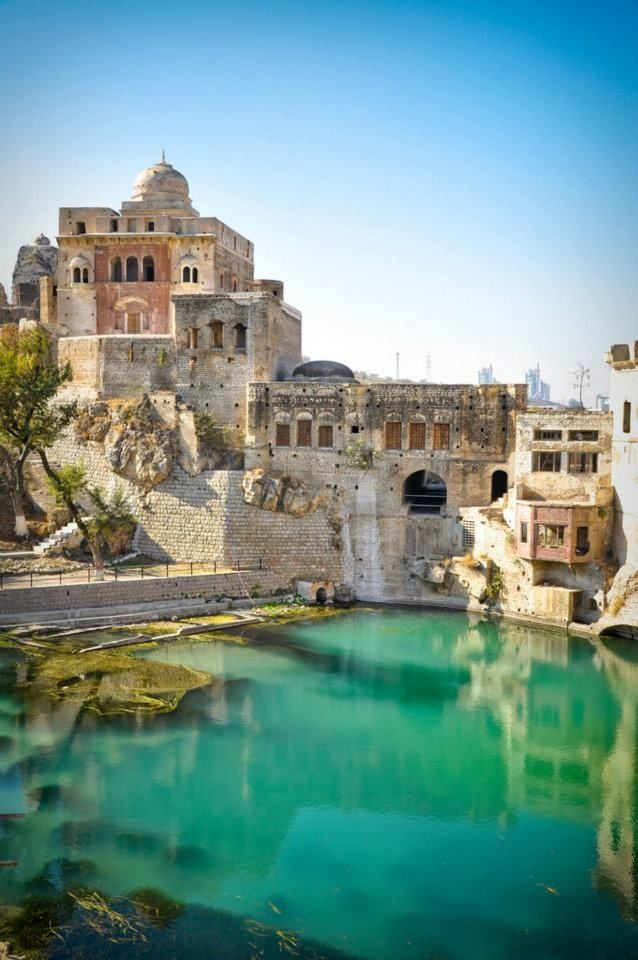 Katasraj Temple | Pakistan