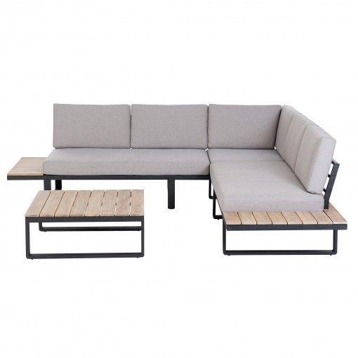 Intratuin loungeset Orfeo aluminium