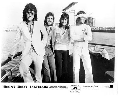 Manfred Mann's Earth Band Promo Print  : 8x10 RC Print