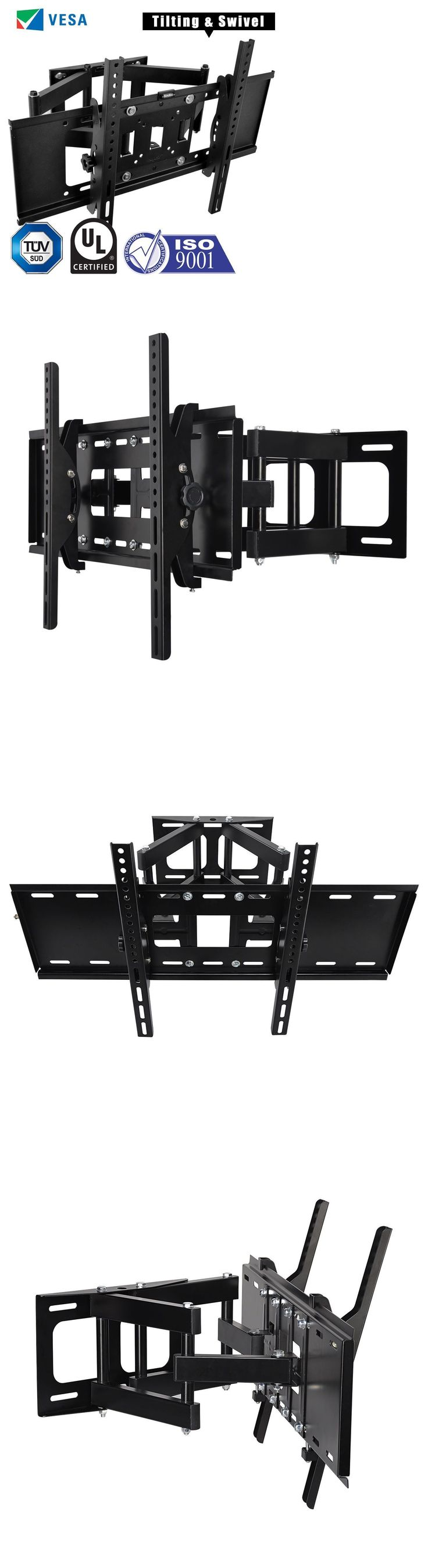 TV Mounts and Brackets: Articulating Swivel Tilt Full Motion Tv Wall Mount Bracket 32 42 50 55 60 65 70 -> BUY IT NOW ONLY: $30.99 on eBay!
