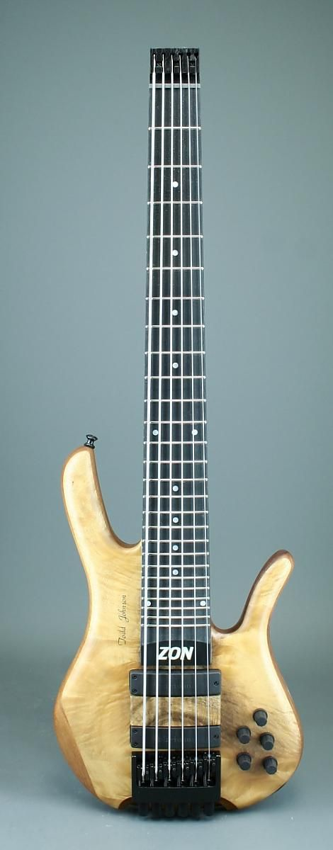 TJ6H - Zon Guitars