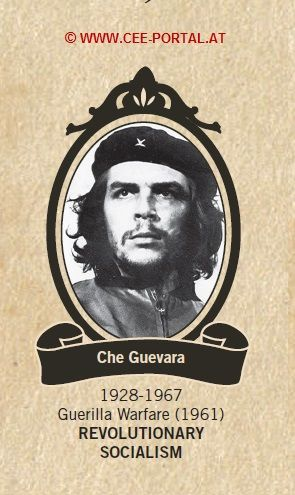Che Guevara 1928-1967 Guerilla Warfare (1961) REVOLUTIONARY SOCIALISM