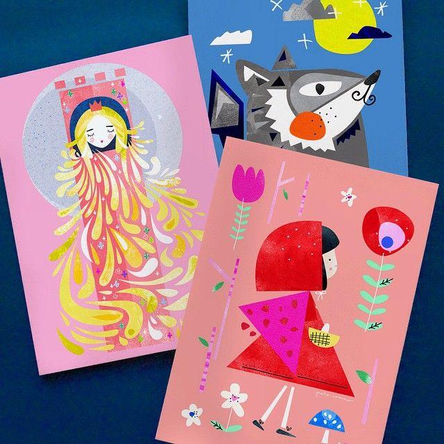 Love these Peter Cromer kids prints