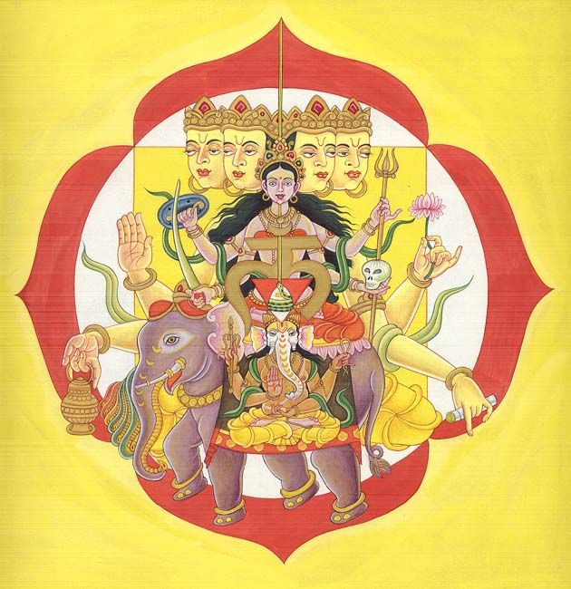 Muladhara Chakra