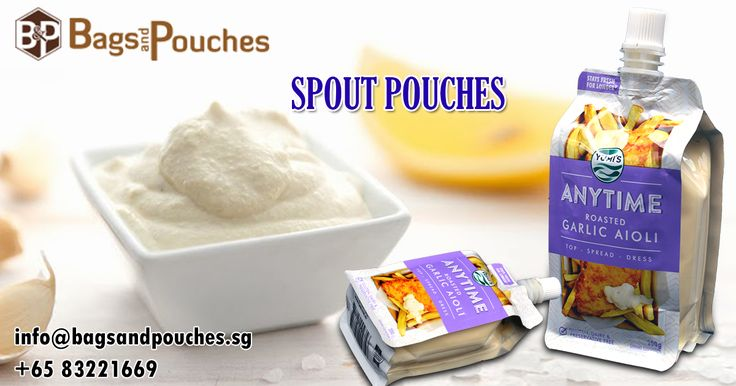 #Spoutpouches can be used for #Packaging #Liquid Products Including, #Alcoholic #Beverages , #EnergyDrinks , #Pharmaceutical products , #Oil , #Sauces , #Beauty products and various others. Online Order #Bags and #Pouches Order here