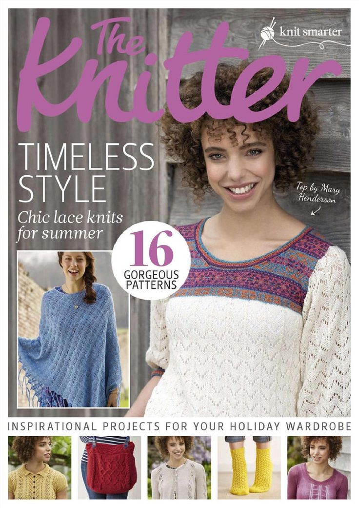 The Knitter 86