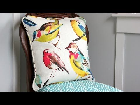DIY Envelope Pillow with Piping Tutorial & 41 best Pillow Covers..DIY images on Pinterest | Sewing ideas ... pillowsntoast.com