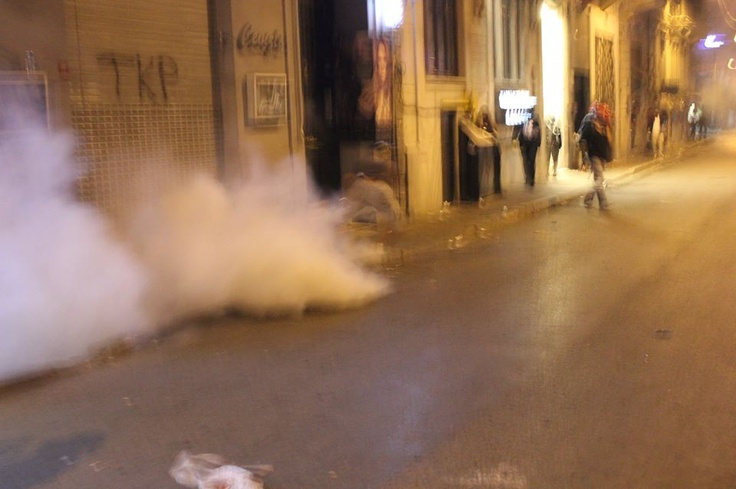 bombing at sıraselviler taksim istanbul