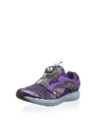 42% OFF PUMA Men's Disc Blaze Lite Tech Fashion Sneaker (Black Cherry/Sparkling Grape/Black)