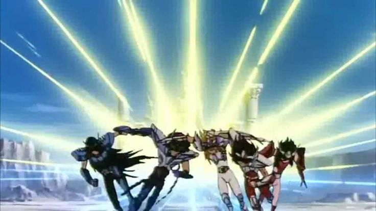 Abertura Cavaleiros do Zodíaco Sagas de Poseidon em Japonês youtube orig...