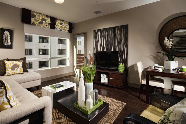 23 best apartments images on pinterest balconies for Model apartments los angeles