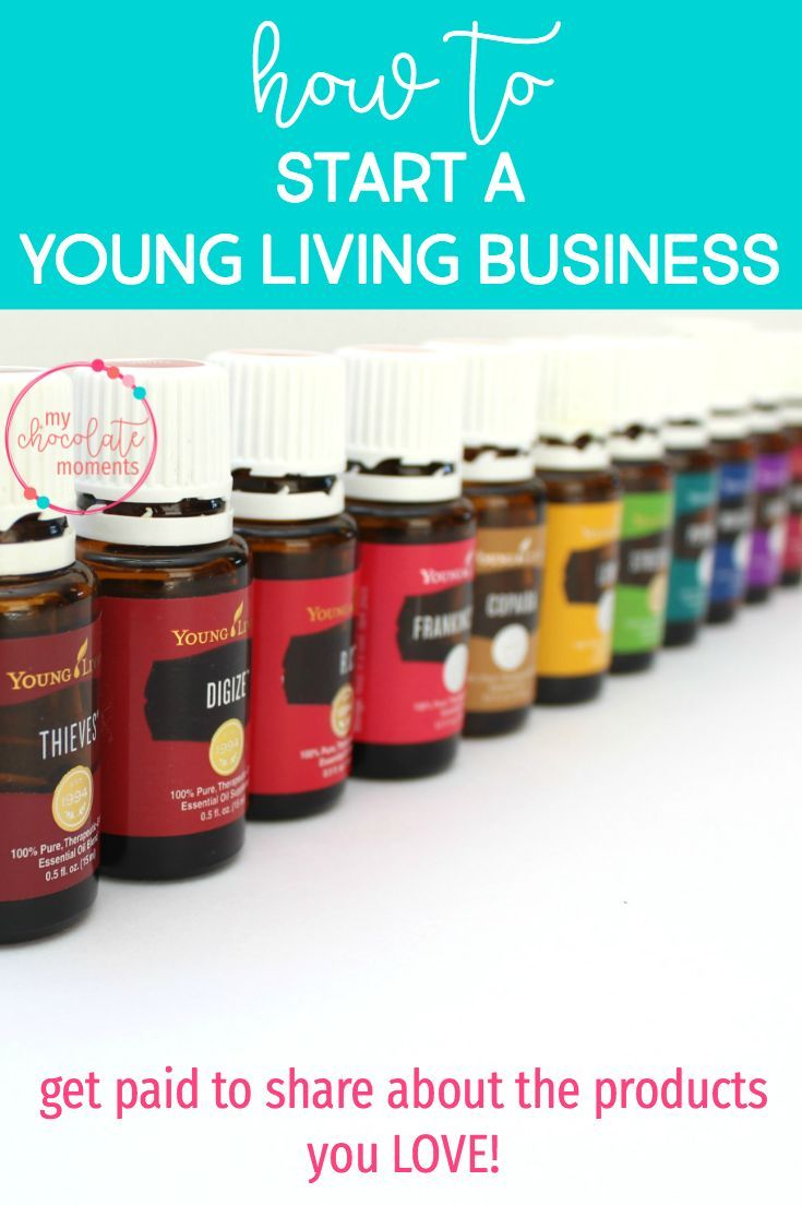 how to start a Young Living business | Young Living | essential oils | work at home | network marketing