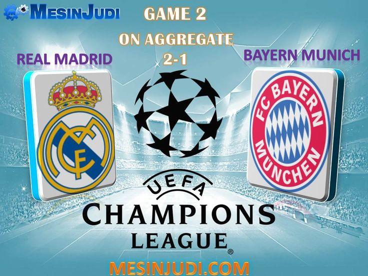 Prediksi Real Madrid Vs Bayern Munchen 19 April 2017