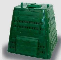 Kompostownik Termo 410 doskonały do średniej wielkości ogródka.Mrozoodporny. Gwarancja 36 miesięcy
