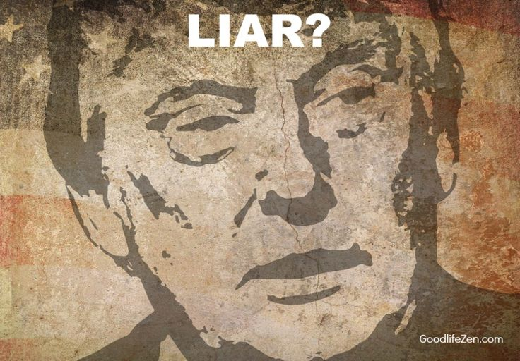 Trump lies. What does that mean for us and for democracy? If you feel strongly about honesty, truth, and democracy, read this article! It will change how ...