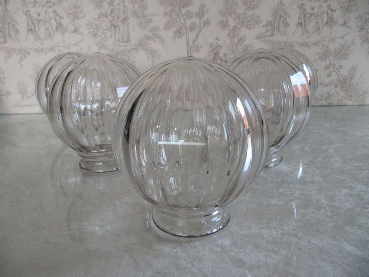 Antique Art Deco 5 Lamp Chandelier Baccarat Crystal Globe Shade Val St Lambert