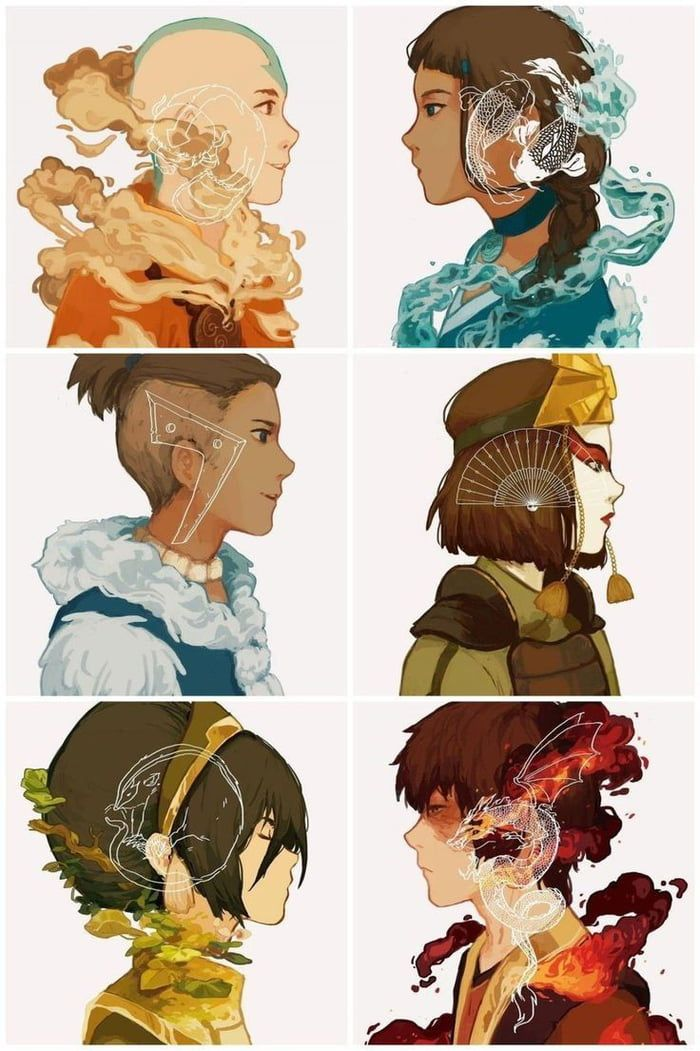 The Legend Of Korra Fan Art : legend, korra, Avatar:, Airbender, Fanart., Lintarnes, Avatar, Airbender,, Legend