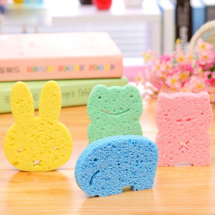 >> Click to Buy << 1 pc Baby Bath Cotton Pulp Baby Bath Sponge Rub Zao Baby Wipes Children Bath Baby Shower Bath Products #Affiliate