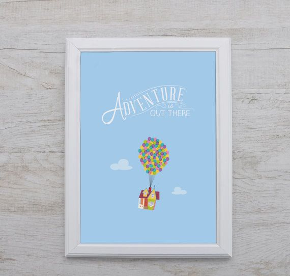 This uplifting reminder. | 29 Perfect Prints Every Disney Lover Needs In Their Life