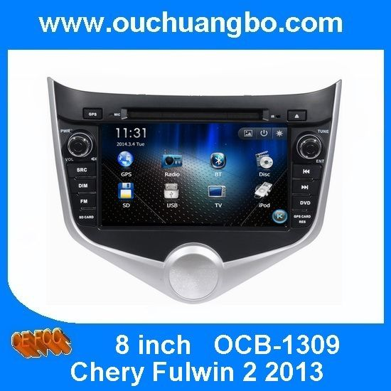 Find More Car DVD Information about Autoradio multimedia dvd gps Chery Fulwin 2 2013 support Bluetooth MP3 free 2015 Brazil Portuguese Chile Spanish map,High Quality gps golf,China gps dvd Suppliers, Cheap gps car dvd from Shenzhen Ouchuangbo Electronic CO.,LTD on Aliexpress.com
