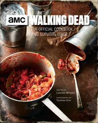 The Walking Dead The Official Cookbook and Survival Guide (Book) : Wilson, Lauren : The official cookbook offers recipes for food inspired by the show, including such dishes as chicken ©Ł la Lucille, Carl's biscuits, Carol's beet and acorn cookies, and Hershel's healing elderberry tea, along with tips on food survival.