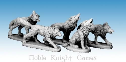 North-Star-Fig-Frostgrave-Mini-Wolves-Pack-MINT