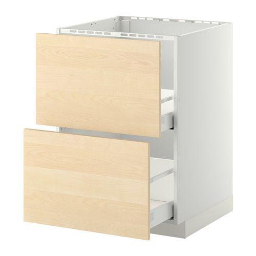 Evtl. 2x Als Waschbeckenunterschrank? IKEA Metod Küchen Spülenunterschrank  60cm Breit Je 126 EUR