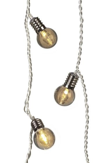 lightbulbgarlandstringlights  from the old BHS now selling as the British Home Store online I love these