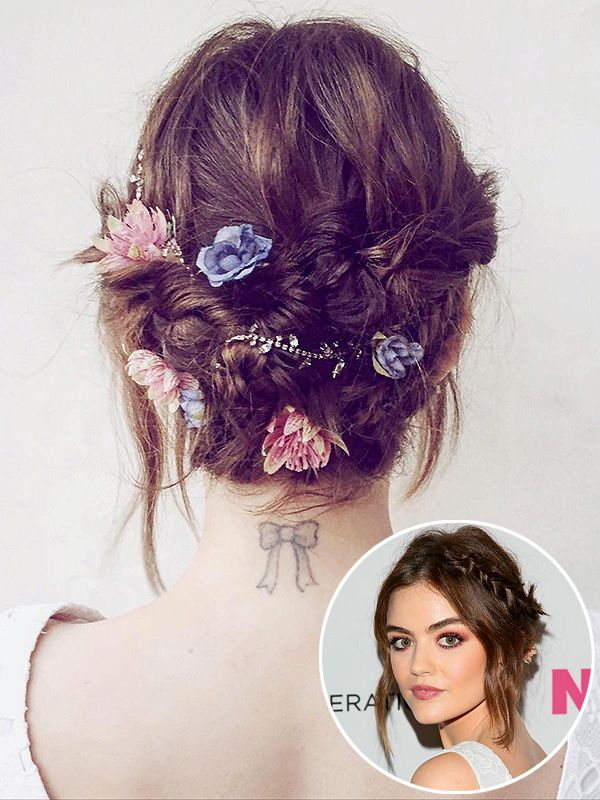 Dress Up Your Updo! Your Ultimate Guide to Wearing Hair Accessories this Summer, in 5 Easy Steps http://stylenews.people.com/style/2016/07/01/how-to-wear-hair-accessories/