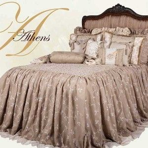 Athens Luxury Bedding | Reilly-Chance Collection