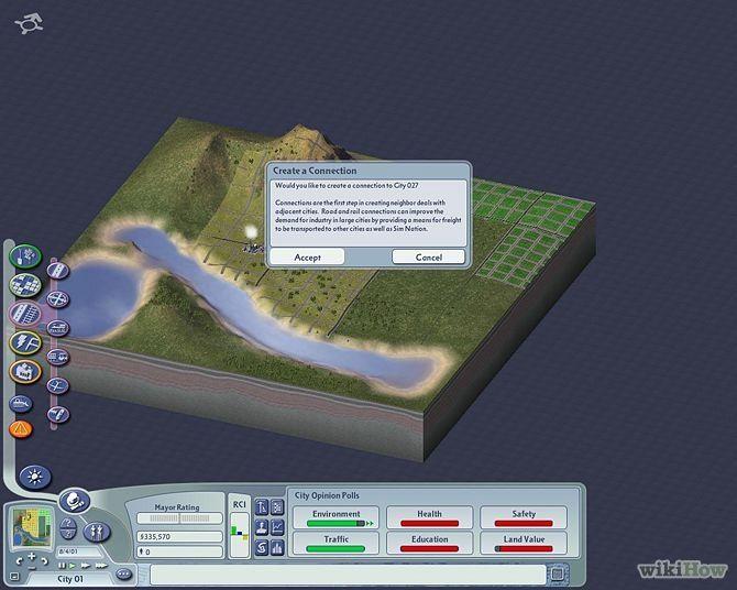 Create a Successful Region in SimCity 4