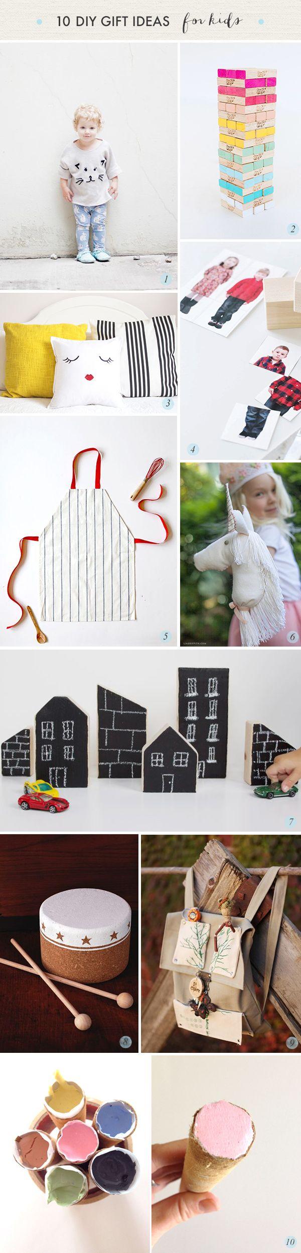 30 DIY Gift Ideas