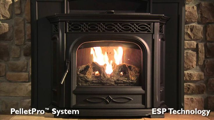 Harman Accentra Pellet Stove - Best-selling Pellet Insert in the Industry