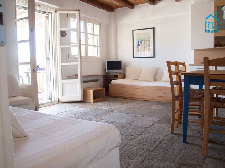 If you're interested infamily vacationin Serifos, our 2-storey house is the ideal option. Located in one of the most beautiful areas of the island, Livadi...
