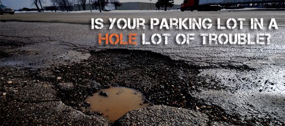 Did you know we offer Patching Services?  Failed areas or liability issues on your parking lots and roadways are justifiably important concerns. But the presence of these issues does not mean that repaving or other major scopes of work are necessary. Our proven technique of patching asphalt allows for of repair these particular areas in a cost-effective way. #Patching #Asphalt #ParkingLots