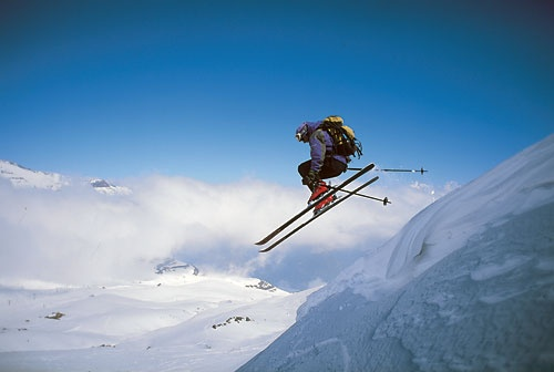 Skiing in Valle Nevado is not what most people think of when they dream up a summer holiday, but the Chilean slopes are fluffiest during July and August.  #activity #ski #Chile #holiday