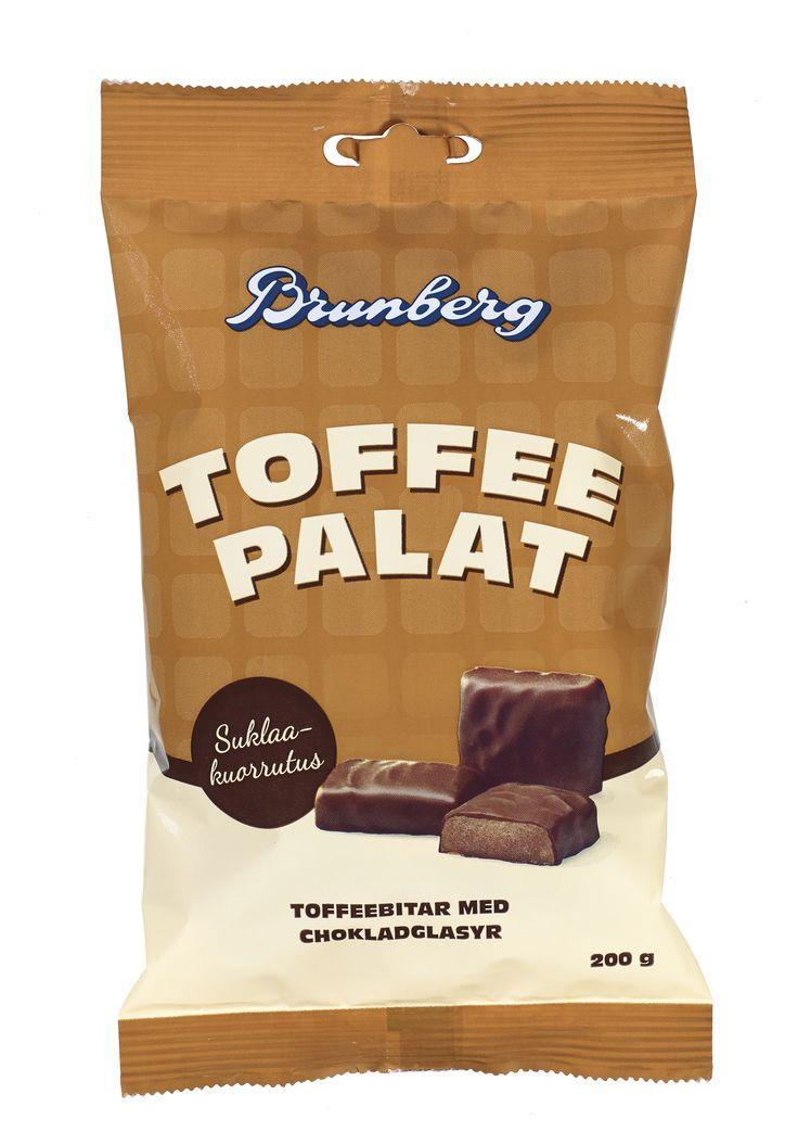 Toffee palat from Brunberg, Porvoo