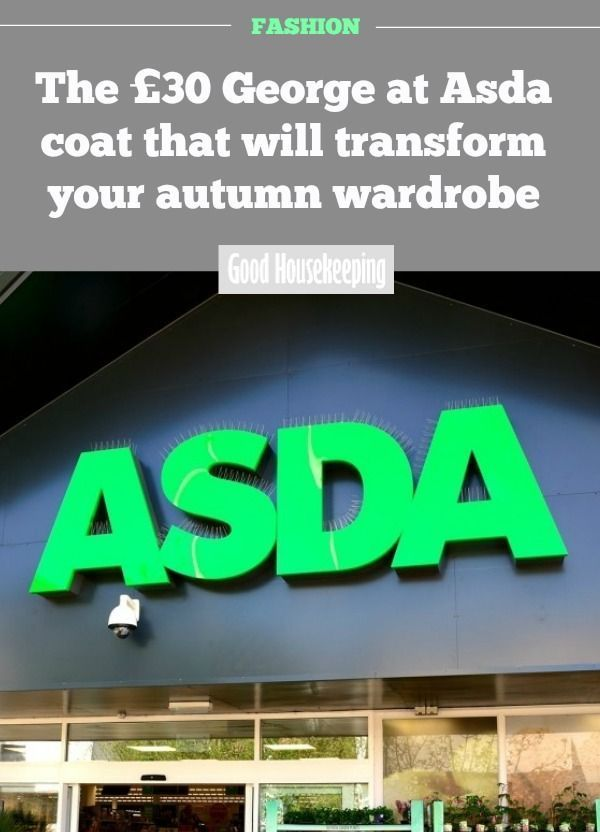 a350144fa1af The £30 George at Asda coat that will transform your autumn wardrobe.  George at Asda is selling puffer coats in autumnal colours that will  totally transform ...