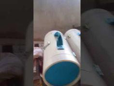 PVC PASSO A PASSO: Maleta de ferramentas, feita com cano de PVC.