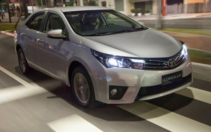 BmotorWeb: Novo Toyota Corolla 2015 (Tabela de preços)